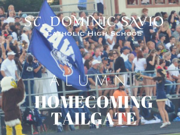2017 Homecoming Alumni Tailgate