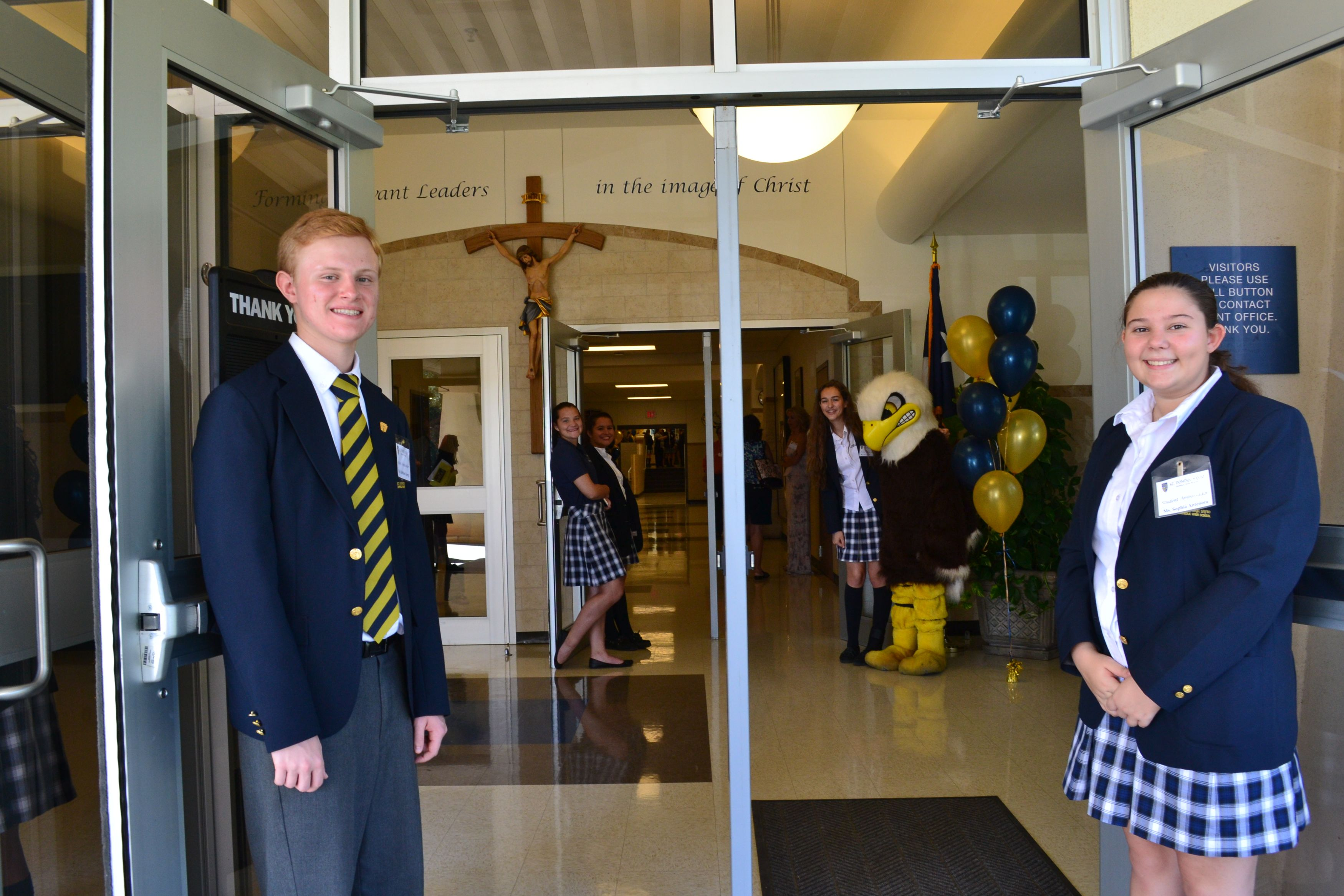 Visit St  Dominic Savio - St  Dominic Savio Catholic High School