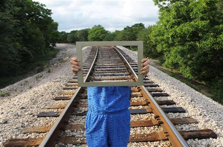 Train Track - Madeleine Miller